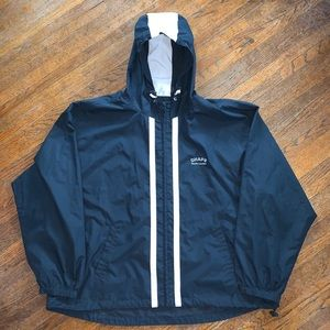 VTG Chaps Ralph Lauren Windbreaker Jacket Size XXL